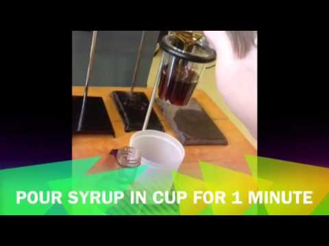 Effect of heat on different liquids