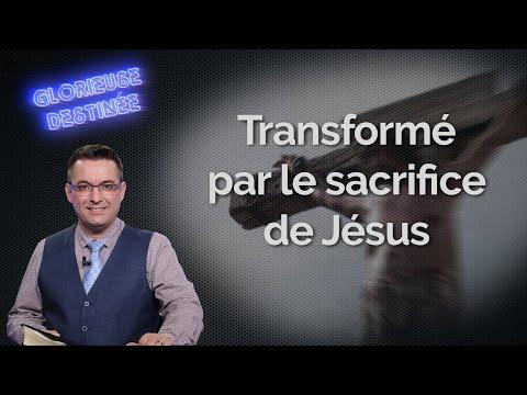 Franck ALEXANDRE - Glorieuse Destinée :Transformé par le sacrifice de Jésus
