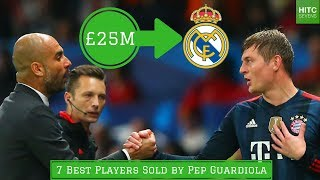 Video 7 Great Players SOLD by Pep Guardiola MP3, 3GP, MP4, WEBM, AVI, FLV November 2017