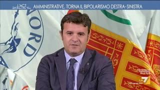 Centinaio (Lega): 'Alleanza con Berlusconi? Difficile a livello nazionale, ma siamo pronti a ... Video