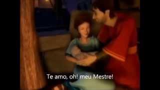 Download Lagu CANTATA O AMOR NASCEU MÚSICA 7 Ó vinde fieis / Eu Temerei / Tão Lindo - Playback com legenda Mp3