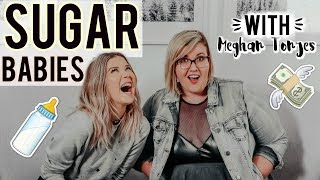 Being a SUGAR BABY w/ Meghan Tonjes | DBM #27 by Meghan Rienks