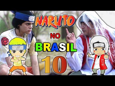 NARUTO NO BRASIL 10