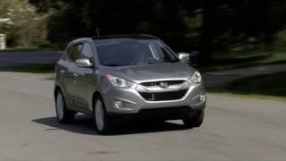 2010 Hyundai Tucson - Test Drive
