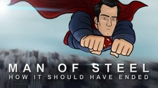 Download Youtube: How Man Of Steel Should Have Ended