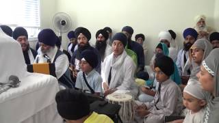 Toronto Australia  city photos : Bhai Amolak Singh Ji (Australia) - Local House Smagam Toronto August 7' 2015
