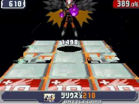 Ryuusei no Rockman 3: Black Ace - Jack Corvus R
