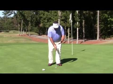 Golf Lessons and Tips:  Make More Putts