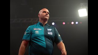 "Rob Cross after opening Grand Slam win: ""It's just a matter of time before I hit my 'A' game again"""
