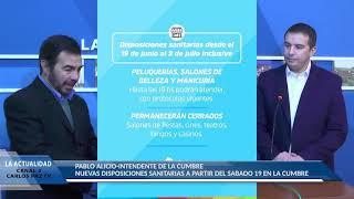 HELADA SEMANA DE OTOÑO: VIDEO CON EL PROGRAMA ESPECIAL DE NIEVE EN LA CUMBRE
