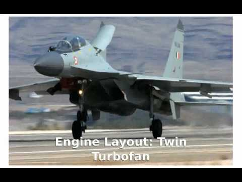 Sukhoi Su-30  Military  Jet  Features...