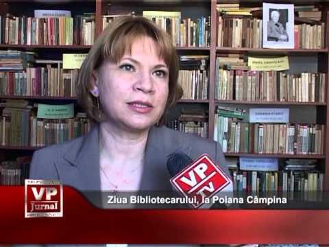 Ziua Bibliotecarului, la Poiana Câmpina