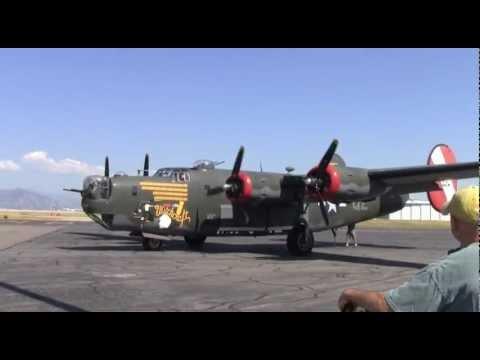 P-51 Mustang Betty Jane Landing,...