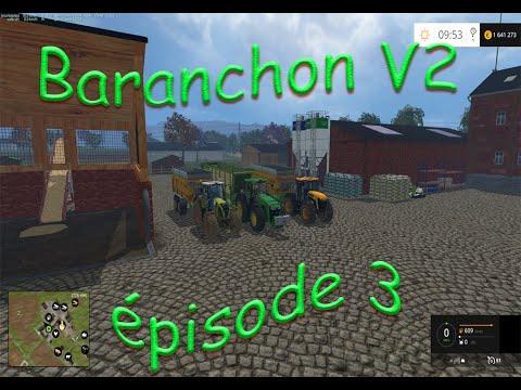 Baranchon Forestere v3.0 MultiFruit