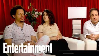 Disenchantment: Eric Andre, Abbi Jacobson & Josh Weinstein On Netflix Show | Entertainment Weekly