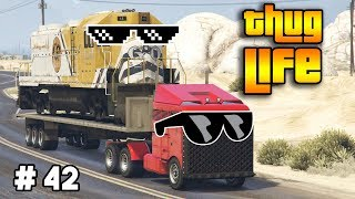 Video GTA 5 ONLINE : THUG LIFE AND FUNNY MOMENTS (WINS, STUNTS AND FAILS #42) MP3, 3GP, MP4, WEBM, AVI, FLV September 2019
