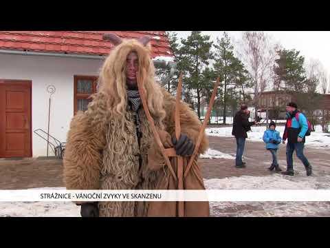 TVS: Strážnice - Vánoční zvyky ve skanzenu