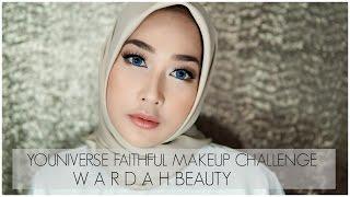 Video #WardahYouniverse Faithful Makeup Challenge | Dian Ayu MP3, 3GP, MP4, WEBM, AVI, FLV Oktober 2018