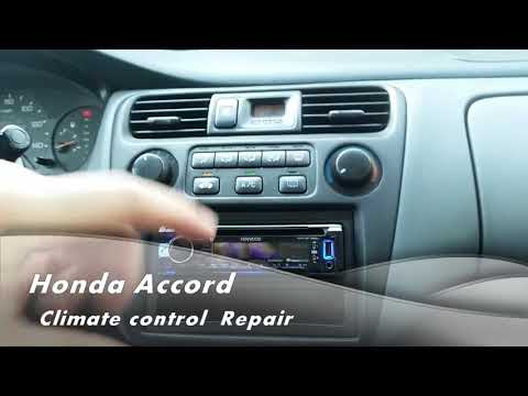 Honda Accord Climate Control Repair Fix 98-02