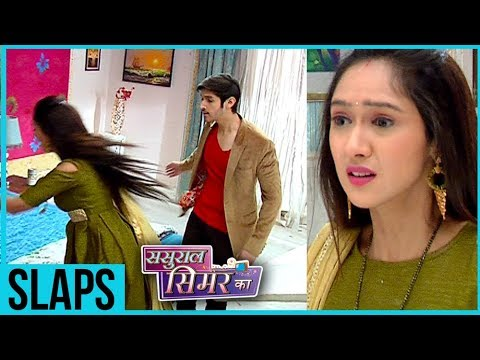 Sameer SLAPS Sanjana For CHEATING On Him | S