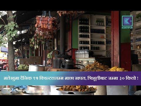 (Kantipur Samachar | कहाँबाट आउँछ मलेखुमा माछा ? - Duration: 2 minutes, 55 seconds.)