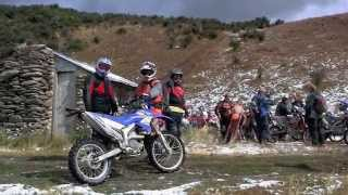5. Test  - Yamaha WR250R Adventure Part 1 of 2