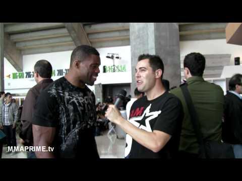 Nick Diaz Vs KJ Noons 2 Dave Batista Herschel Walker Miesha Tate Diaz and Noons Pre Fight