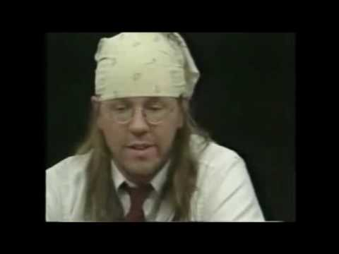 Talk Show - Charlie Rose interviews David Foster Wallace