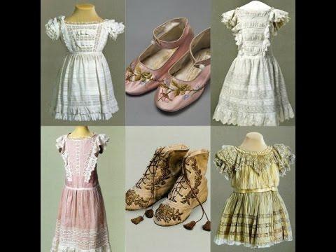 The Romanov children's belongings