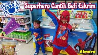 Video Superhero Cantik Beraksi Beli Eskrim Baru Gold Spirit Dan Paddle Pop Duo Anggur MP3, 3GP, MP4, WEBM, AVI, FLV Agustus 2018