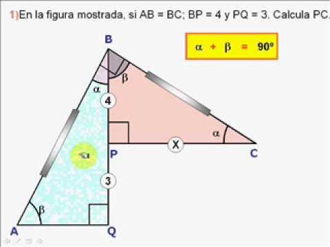 Vídeos Educativos.,Vídeos:Congruencia triángulos III