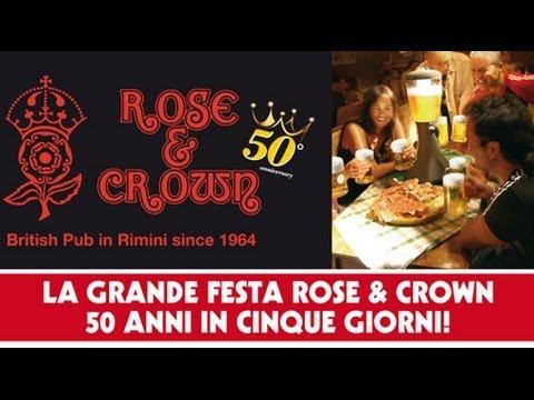 Buon compleanno Rose & Crown! Il locale festeggia con Tony Hadley i 50 anni