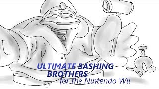 ultimate bashing brothers for the nintendo wii