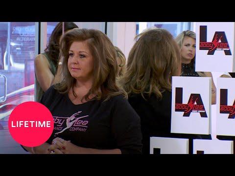 Dance Moms: Abby and Holly Clash at Pyramid (Season 6 Flashback) | Lifetime