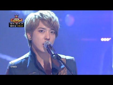CNBLUE – I'm Sorry, 씨엔블루 – 아임 쏘리, Show champion 20130703