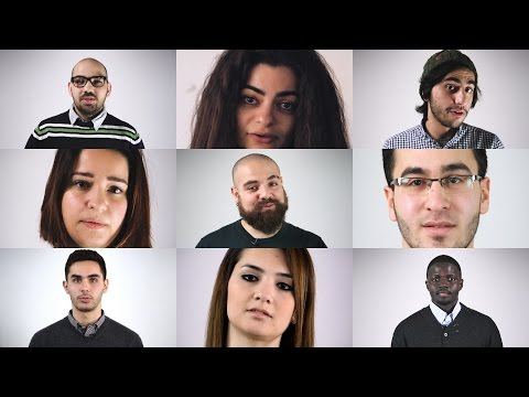 Search Racism. Find truth. Campaign. (Deutsch)