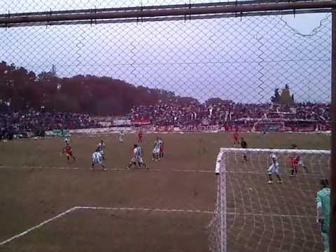 Gol de Huracán Las Heras vs Desamparados - La Banda Nº 1 - Huracán Las Heras