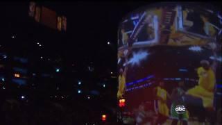 NBA Finals 2010 Game 1: Boston Celtics @ L.A. Lakers Intro