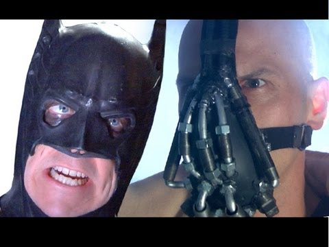 Rated Awesome - Batman faces his most dangerous enemy: Bane Cook! Subscribe! http://www.youtube.com/subscription_center?add_user=barelypolitical Facebook! http://www.faceboo...