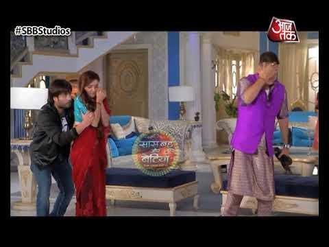 Shakti: SHOCKING! Harak Singh BEATS UP Harman!