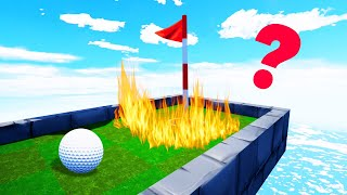 Video This Hole Is IMPOSSIBLE To Make! (Golf It) MP3, 3GP, MP4, WEBM, AVI, FLV Desember 2018
