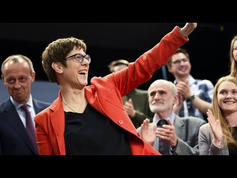 CDU: Reaktionen aus der Politik zu AKK-Rückzug