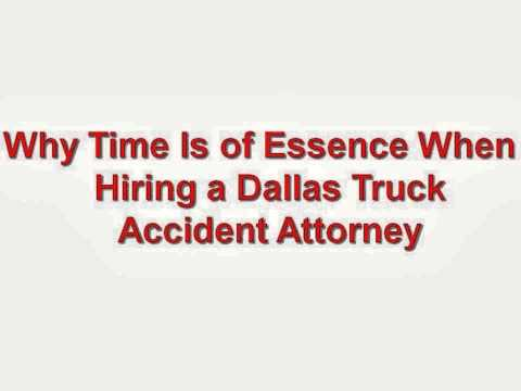Dallas Truck Accident Attorney – Go to AccidentHelpGuide.com