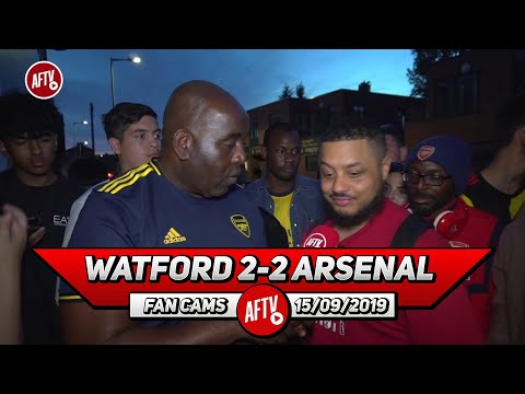 Watford 2-2 Arsenal | Keep Calm We'll Get Top 4! This Isn't Our Proper Defence! (Troopz)