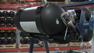 AT&T encarga 1.200 furgonetas Chevrolet Express propulsadas por gas