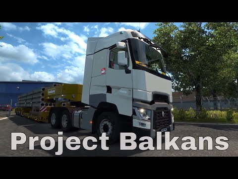 Project Balkans v2.5: ProMods addon for [1.27.x]