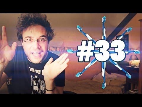 cut - Épisode #33 de WHAT THE CUT ?! par Antoine Daniel. Review de vidéos du net. Aujourd'hui : la brosse à dent devient dangereuse, une promenade paisible sur l'e...
