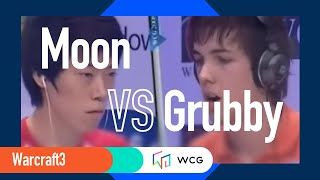 WCG 2008 Grand Final WarCraft III Final Round 3 MYM]Moon vs