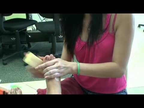 HOW TO DO PEDICURE: IN VB NAILS&SPA BY VICKEY PART 1
