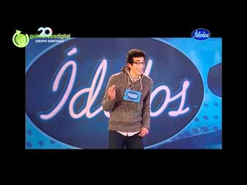 Idolos 2012 – «Mariquinha» do Bonga